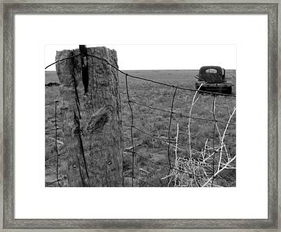 Framed Print featuring the photograph Ancient View by Tom DiFrancesca