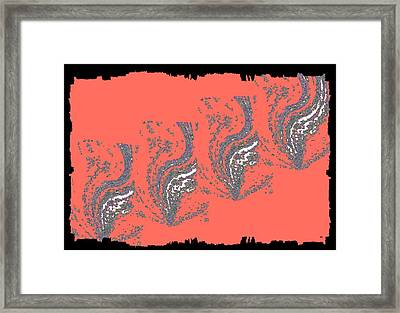 Ancient Water Urns Framed Print