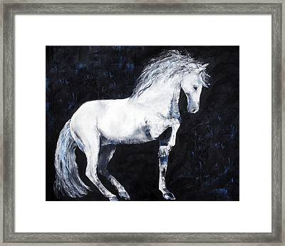 Andalusian Framed Print