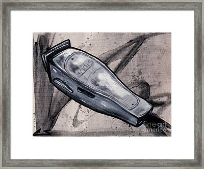 Andis Masters Framed Print