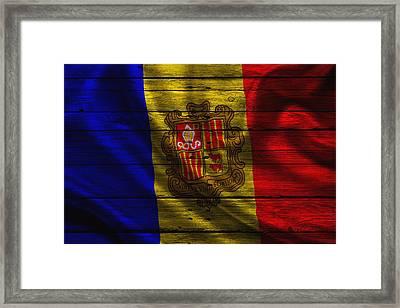 Andorra Framed Print by Joe Hamilton