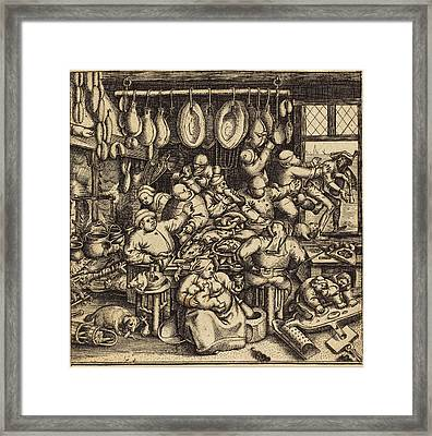 Andreas Bretschneider IIi German Framed Print