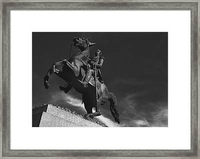 Andrew Jackson   Framed Print by Ron White