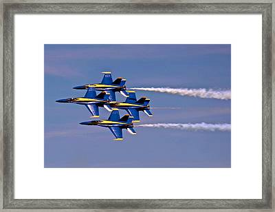 Andrews J B Air Show 11 Framed Print