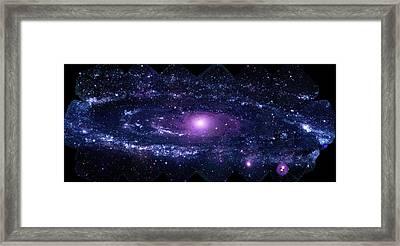 Andromeda Galaxy (m31) Framed Print