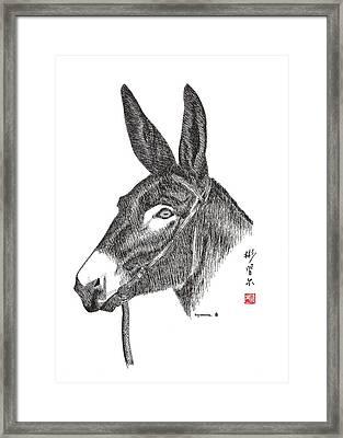 Andy Framed Print