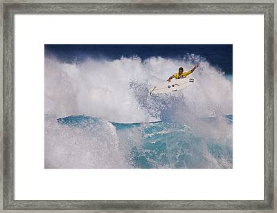Andy Irons C6j2054 Framed Print