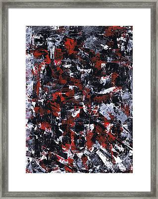 Aneurysm 1 - Right Framed Print by Kamil Swiatek