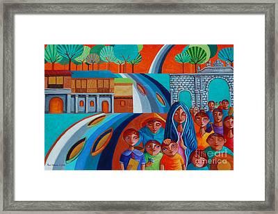 Ang Tunay Na Yaman Framed Print