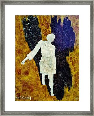 Angel 1 Framed Print by Larry Campbell