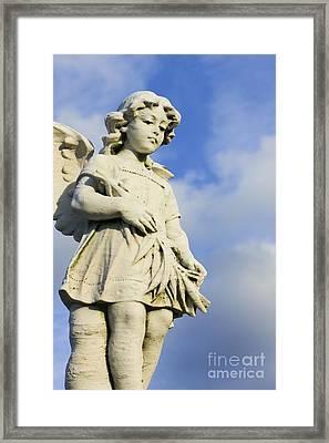 Angel 2 Framed Print by Sophie Vigneault