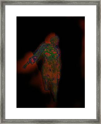 Angel 20 Framed Print by Larry Campbell