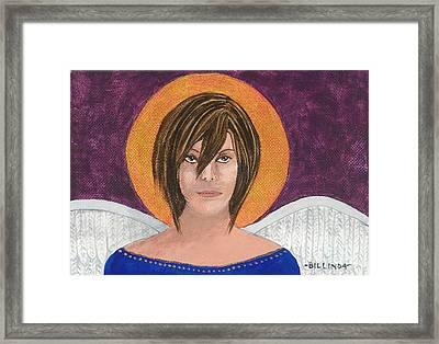 Angel 3 Framed Print