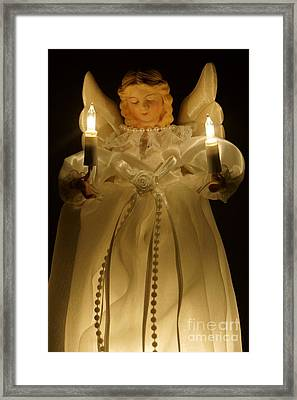 Angel Divine Framed Print