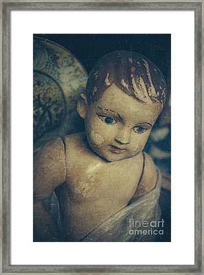 Angel Eyes Framed Print by Danilo Piccioni