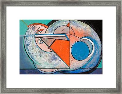 Angel IIi Framed Print by Valerie Wolf