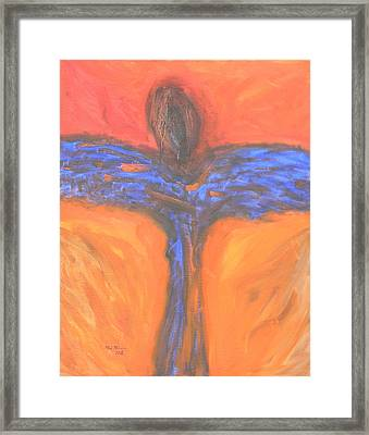 Angel Impression 1 Framed Print