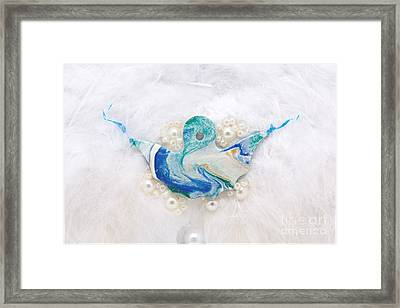 Angel Of Purity Framed Print
