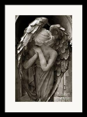 Spiritual Photographs Framed Prints