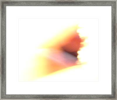 Framed Print featuring the photograph Angel Wing by Mike Breau