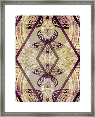 Angel Wings 2 Framed Print by Shawna Rowe