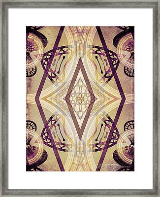 Angel Wings 3 Framed Print by Shawna Rowe