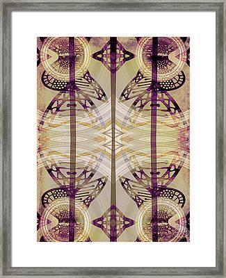Angel Wings Framed Print by Shawna Rowe