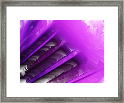Angelical Framed Print