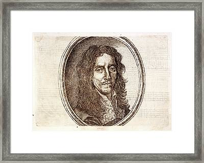 Angelo Michele Bartolotti Framed Print by British Library