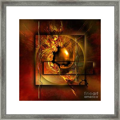 Angelos Framed Print