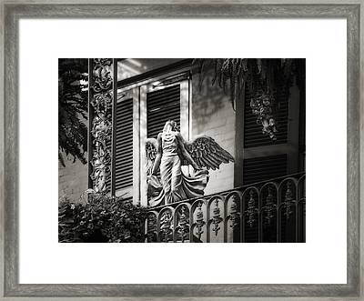 Angels  Framed Print by Brenda Bryant