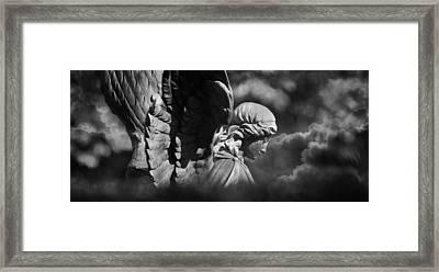 Angel's Flight Framed Print by Marc Huebner
