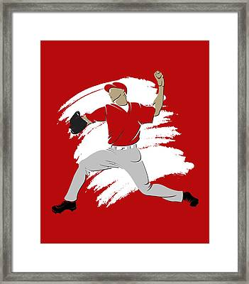 Angels Shadow Player3 Framed Print by Joe Hamilton