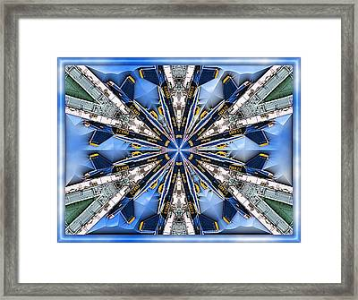 Angels Framed Print by Wendy J St Christopher