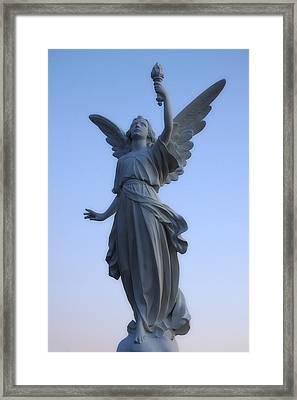 Angel's Wings Framed Print