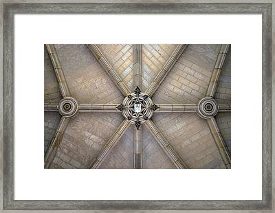 Framed Print featuring the photograph Angles by Glenn DiPaola