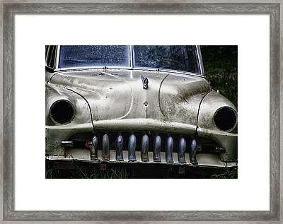 Angry Framed Print by Joan Carroll