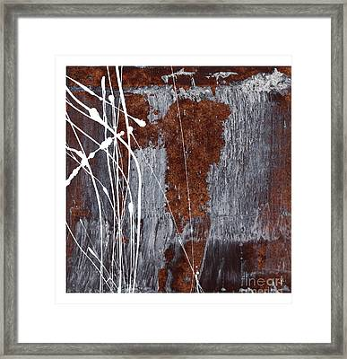 Angst II Framed Print by Paul Davenport