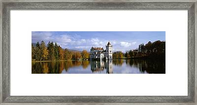 Anif Castle Austria Framed Print by Panoramic Images