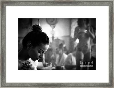 Anima Arcana Framed Print by Traven Milovich