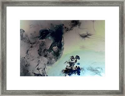Animal Flight Framed Print by Petros Yiannakas