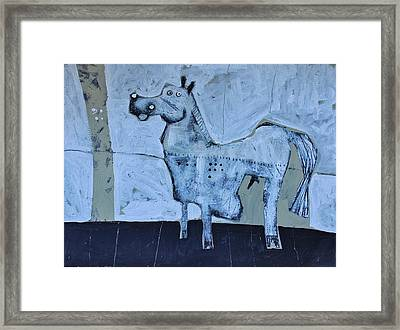Animalia Equos No.7  Framed Print