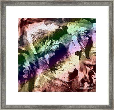 Framed Print featuring the photograph Animalistic by Arlene Sundby