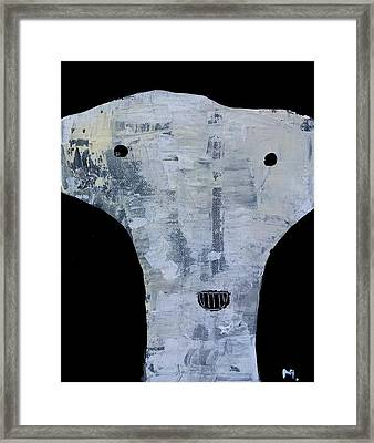 Animus No 12 Framed Print