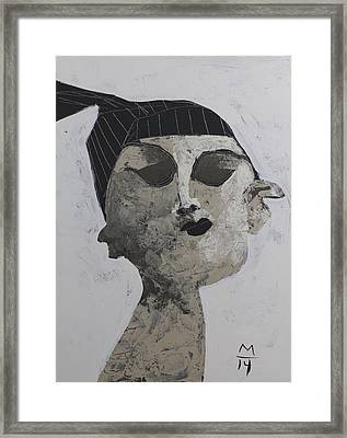 Animus No. 57 Framed Print by Mark M  Mellon