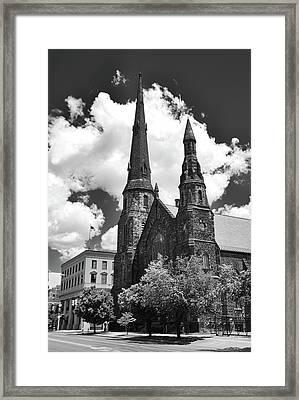 Ani's Place  15257 Framed Print