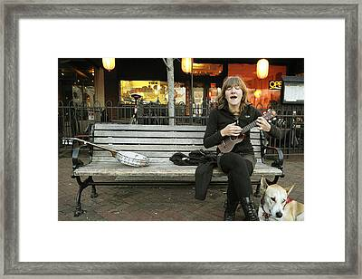 Annabelle Framed Print by Joe Longobardi