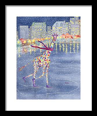 Whimsical Art Framed Prints