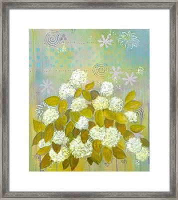 Annabelle Framed Print