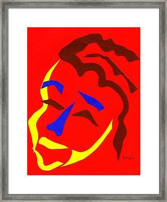 Annalyn Framed Print